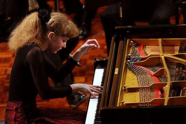 Tatiana Chernichka, pianist